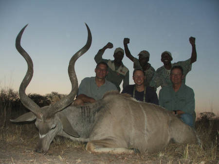 Trophy Hunts South Africa
