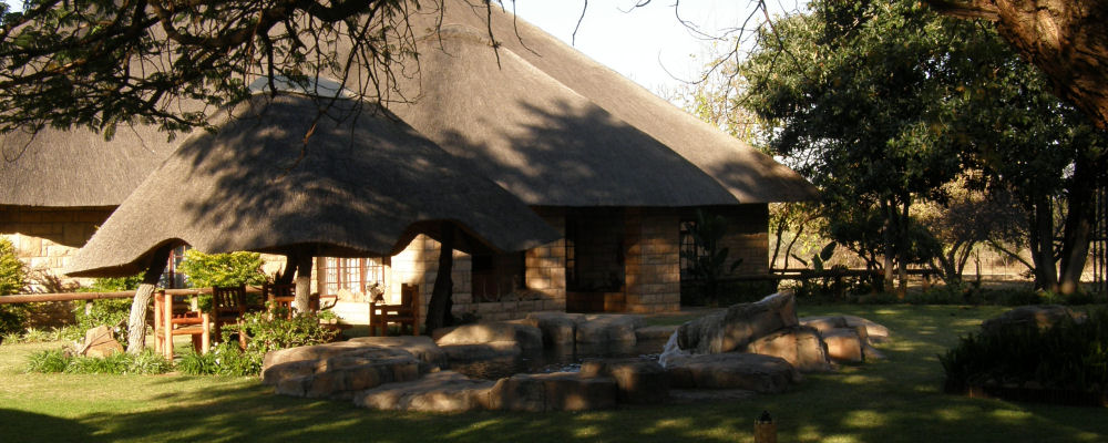 Southern Africa Hunting Lodge